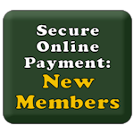 Secure online payment of new member charges by credit card